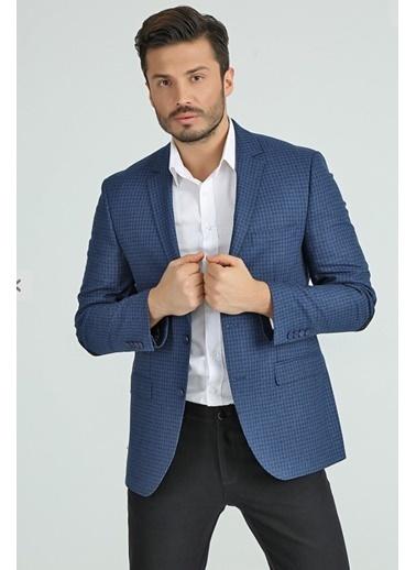 Comienzo Ceket Mavi